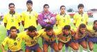 Με την Εθνική Βραζιλίας U17 στο πρωτάθλημα Νότιας Αμερικής U17 (Κολομβία 1993). Στη μπροστινή σειρά, πρώτος από αριστερά.
