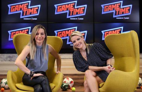 ΟΠΑΠ Game Time από τον... πάγκο με την Έλενα Παπαδοπούλου