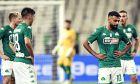 Η απογοητευτική εικόνα του Παναθηναϊκού αποτυπώνεται στην όψη των ποδοσφαιριστών του