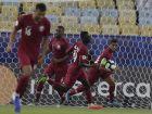 Οι διεθνείς ποδοσφαιριστές του Κατάρ μόλις έχουν μειώσει σε 2-1, στην πρεμιέρα του Κόπα Αμέρικα με αντίπαλο την Παραγουάη
