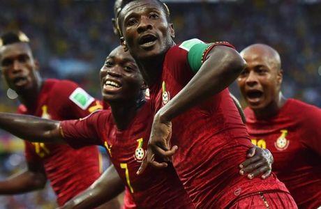Aπαντά αμέσως η Γκάνα