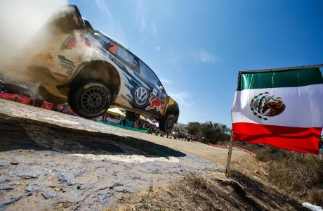 Ράλι Μεξικό: Restart ο Latvala