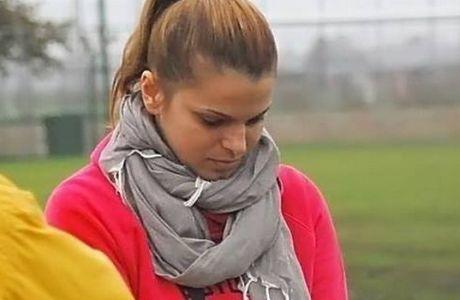 Αυτή είναι η πρώτη Ελληνίδα προπονήτρια σε ομάδα Γ' Εθνικής