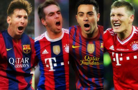 Τα 10 καλύτερα ποδοσφαιρικά βιογραφικά!