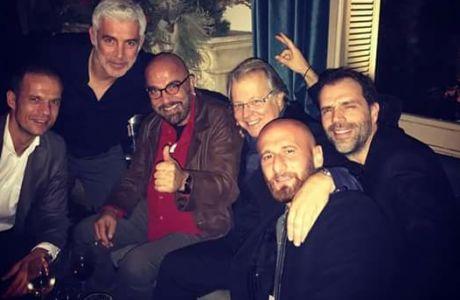 Ξανά μαζί Μπασινάς, Νικοπολίδης και Παπαδόπουλος!