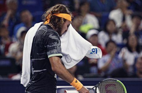 Ο πρώτος αντίπαλος του Στέφανου Τσιτσιπά στο ATP Finals και ο μοναδικός που δεν έχει νικήσει είναι ο Ντανίλ Μεντβέντεφ