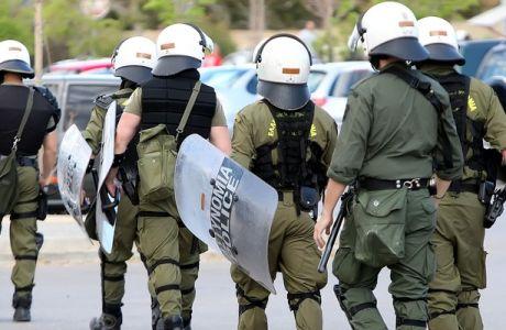 Οι πρώτες συλλήψεις πριν από τον Τελικό