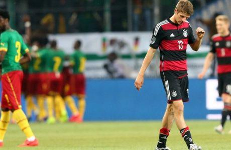 Ισοπαλίες στο τέλος για Γερμανία, Γαλλία, νίκες για Βέλγιο, ΗΠΑ