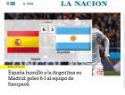 """Ο Τύπος της Αργεντινής... άδειασε την """"Αλμπισελέστε"""""""