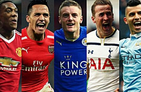 "H ""μάχη"" της Premier League: Το πρόγραμμα των διεκδικητών"