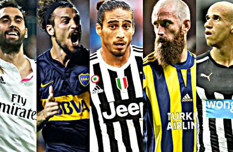 Η κορυφαία ενδεκάδα ελεύθερων ποδοσφαιριστών