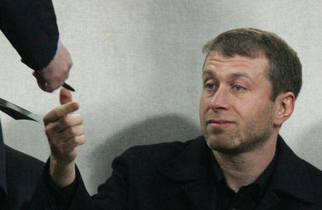 O Μελισσανίδης συμπάσχει με τον Αμπράμοβιτς... γηπεδικά