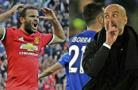 Η... χαλάστρα του Γκουαρντιόλα στον Μάτα δεν αφορά το ποδόσφαιρο!
