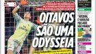 Ο Έλληνας Odysaves Βλαχοδήμος είναι ο κορυφαίος τερματοφύλακας του Champions League