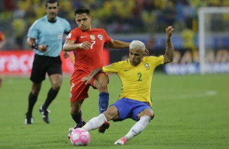 Δεν το... έστησε η Βραζιλία με τη Χιλή