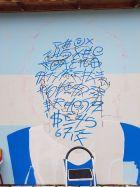 """Το γκράφιτι του Μαραντόνα θα μείνει και """"πρέπει να γίνει μάθημα"""""""