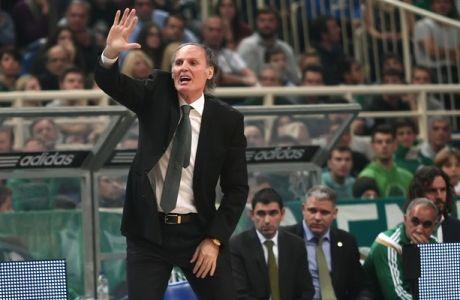 """Ιβάνοβιτς: """"Μπορούσαμε καλύτερα"""". Μαρκόπουλος: """"Πολύ φορμαρισμένος ο Παναθηναϊκός"""""""