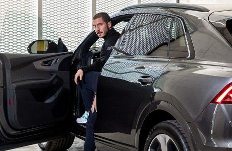 Η Ρεάλ Μαδρίτης θα είναι πιο ασφαλής στο δρόμο παρά στο χορτάρι