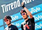Κρις Φρουμ και Γκέρεντ Τόμας στο περσινό Tirreno Adriatico (7/9/2020). Οι δυο τους είναι μέλη της χαρισματικής γενιάς του '85.