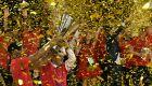 Η ΤΣΣΚΑ πανηγυρίζει τον θρίαμβο του 2019 και ετοιμάζεται για το 2020 (AP Photo/Alvaro Barrientos)