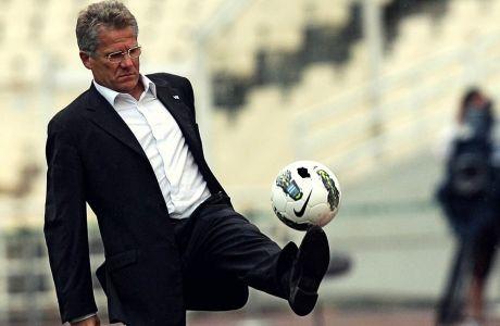 Τι συνέβαινε στο ελληνικό ποδόσφαιρο όταν ο Μπόλονι δούλευε στον ΠΑΟΚ
