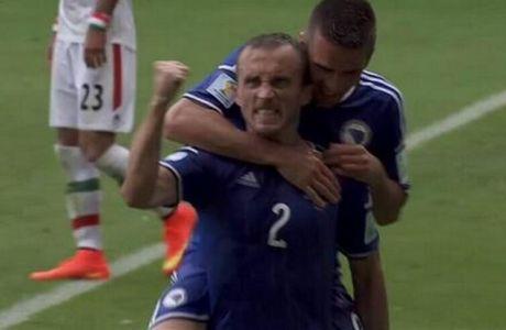 Το 3-1 της Βοσνίας