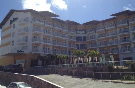 To ξενοδοχείο της Εθνικής στο Αρακαζού (VIDEOS+PHOTOS)