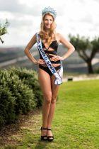 Η Μις Κόσμος έκλεψε τις εντυπώσεις στα βραβεία του ισπανικού πρωταθλήματος