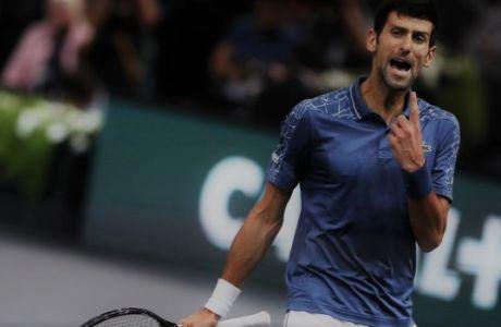 Ο Novak Djokovic είπε ότι θα ξαναγίνει το νο1 και έγινε