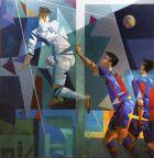 Η Ρεάλ Μαδρίτης έγινε έργο τέχνης!