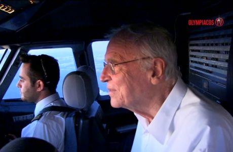 Με τον Σάββα πιλότο στην Βαρκελώνη ο Ολυμπιακός!