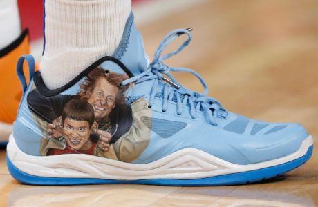 Τα sneakers της Q4 που φόρεσε ο Λάνγκστον Γκάλογουέι κόντρα στους Μπακς