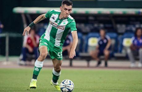 Ο Σωτήρης Αλεξανδρόπουλος ήταν εκ των διακριθέντων του Παναθηναϊκού στο 0-0 με τον Ολυμπιακό