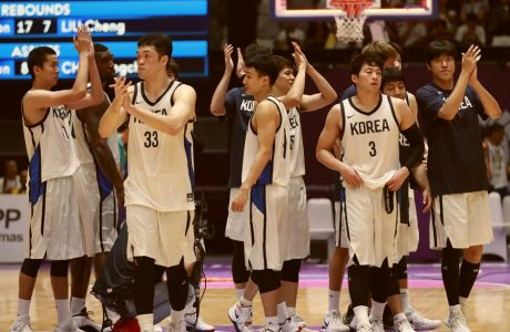 Τα πιο τρελά πράγματα που ισχύουν στο ασιατικό μπάσκετ