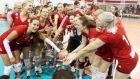 To πέρασμα του γυναικείου τμήματος βόλεϊ του Ολυμπιακού στην ιστορία