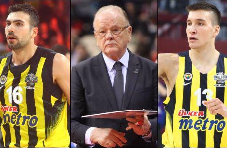 Με Σλούκα, Μίλος και 5 NBAer οι All-Star του Ντούντα