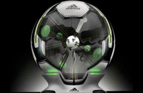 Διαθέσιμη η Adidas Smart Ball για να βελτιώσεις την τεχνική σου! (VIDEO)