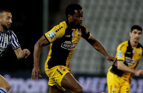 Ο Λιβάι Γκαρσία ήταν εκ των πρωταγωνιστών της ΑΕΚ στο 2-2 με τον ΠΑΟΚ στην Τούμπα
