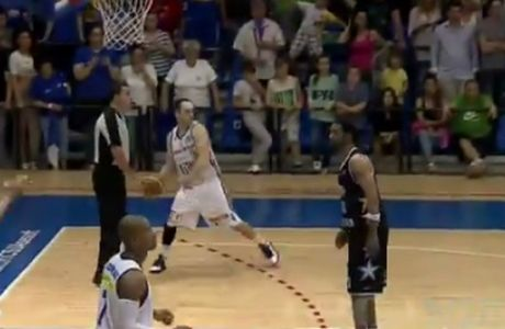 ΑΠΙΣΤΕΥΤΟ buzzer beater! (VIDEO)