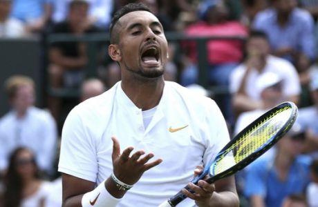 Ο Κύργιος αποχώρησε πάλι με θόρυβο από το Shanghai Masters