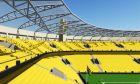 Υπεγράφη η υψομετρική για το γήπεδο της ΑΕΚ!
