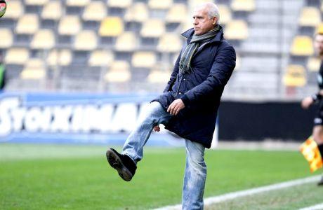 FOOTBALL LEAGUE / ÁÑÇÓ - ÊÁËËÏÍÇ (Eurokinissi Sports / ÔÑÕØÁÍÇ ÖÁÍÇ)