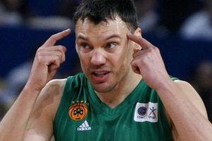 Γιασικεβίτσιους: Σωστό το όχι στον Παναθηναϊκό