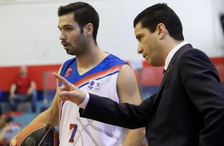 """Σφαιρόπουλος: """"Ευχαριστημένος από το επίπεδο της άμυνας"""""""