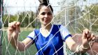 22/04/2019 Hestia FC Womens Refugees Football team  Photo by: Georgia Panagopoulou/ Tourette Photography