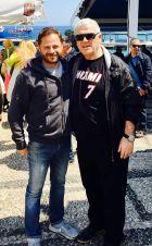 Απίστευτο: Με φανέλα άλλης ομάδας εμφανίστηκε ο Μελισσανίδης