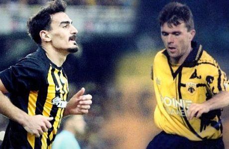 Η... τρομακτική ομοιότητα της ΑΕΚ του 1994 με την ΑΕΚ του σήμερα!