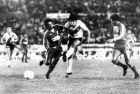 """Ο Φούνες σημειώνει το 1-0 στη ρεβάνς του """"Μονουμεντάλ"""" (29/10/1986)"""