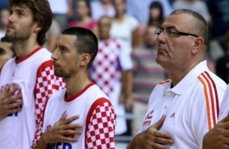 Με Ούκιτς, δύο Αμερικανούς και Σάριτς η προεπιλογή της Κροατίας