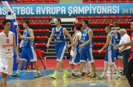 Ισπανία - Ελλάδα 85-89